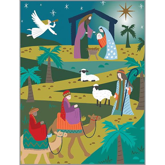 {with scripture} Christmas card - Bethlehem