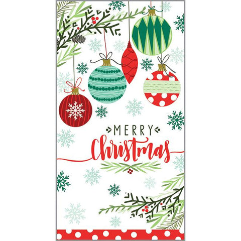 Money/Gift Card - Holiday Ornaments, Gina B Designs