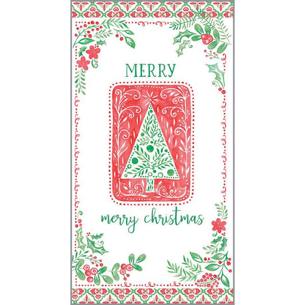 Money/Gift Card - Nordic Tree, Gina B Designs