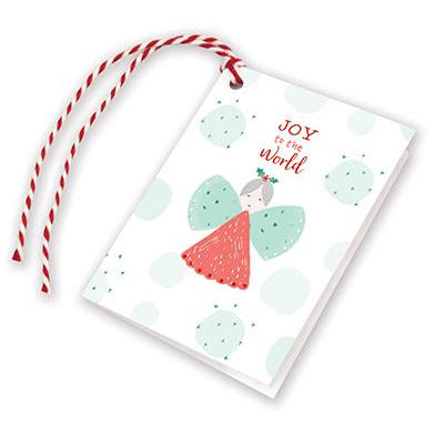 Holiday Gift Tags - Joy Angel, Gina B Designs