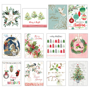 Card Assortment-Christmas Greeting Cards