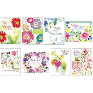 Card Assortment-Note Cards {with scripture)