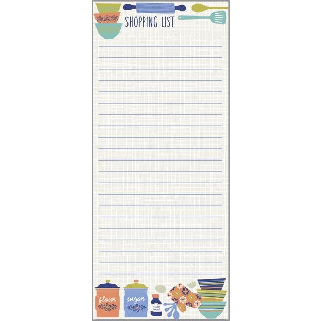 List Pad- Kitchen Design
