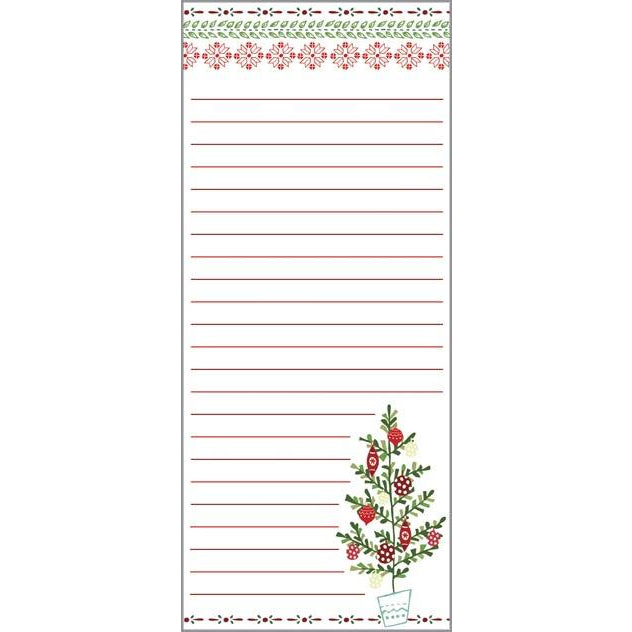List Pad- Little Tree, Gina B Designs