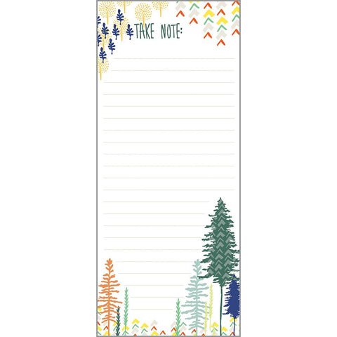 List Pad-Forest