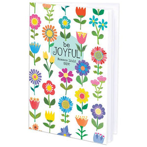 {with scripture} Mini Journal - Flower Patch