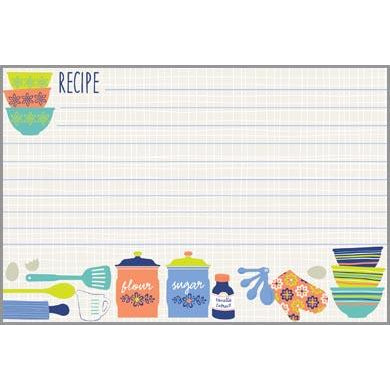 Recipe Cards - Kitchen Design