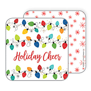 Holiday Coasters- Bright Lights