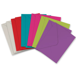 Envelope 12-Pack Assorted Colors