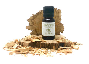 Palo Santo Essential Oil: 10 ml