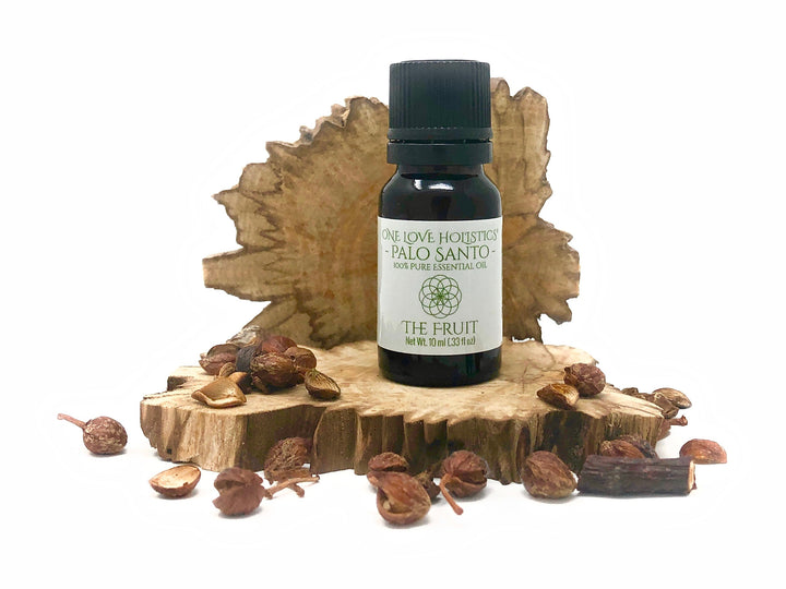 Palo Santo Fruit Essential Oil: 10 ml