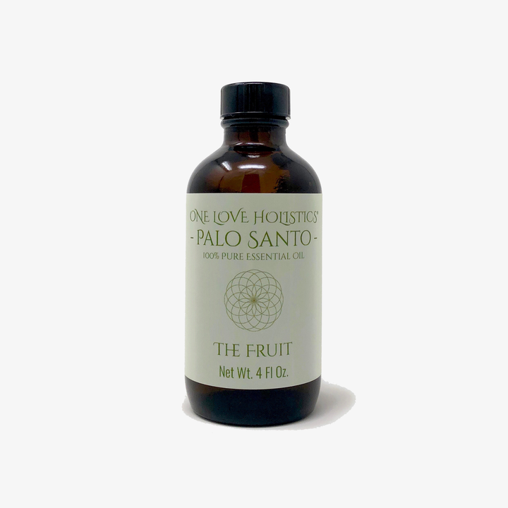 Palo Santo Fruit Essential Oil: 4 oz