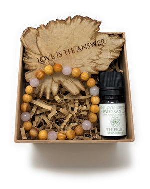 Palo Santo Gift Box: New Beginnings