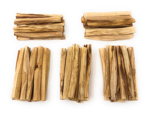 Bulk Palo Santo Sticks: 50 Pieces Ecuadorian