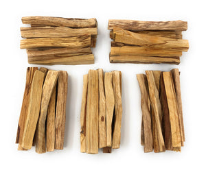 Bulk Palo Santo Sticks: 50 Pieces