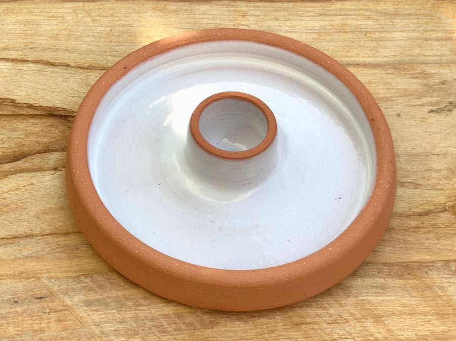 Palo Santo Holder: Terracotta