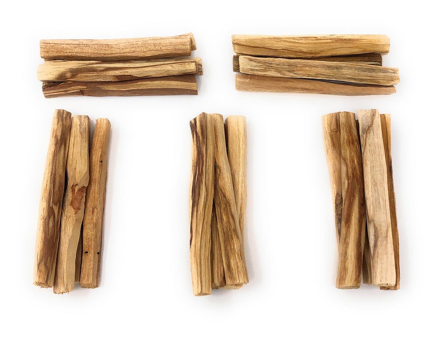 Bulk Palo Santo Sticks: 25 Pieces Ecuadorian