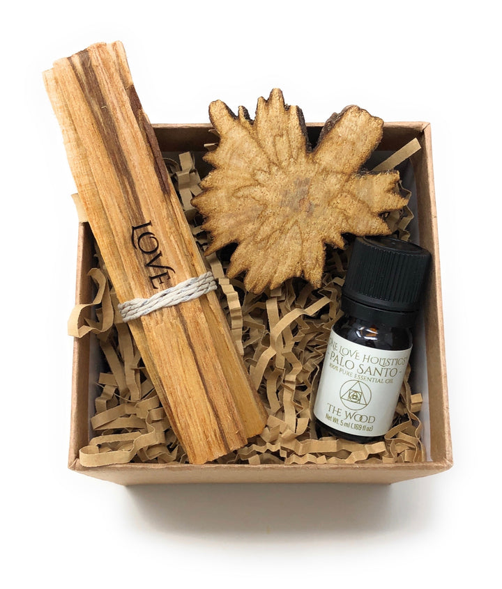Palo Santo Gift Box: The Wood Stuff
