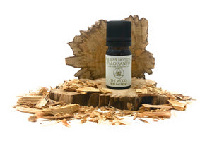 Palo Santo Essential Oil: 5 ml