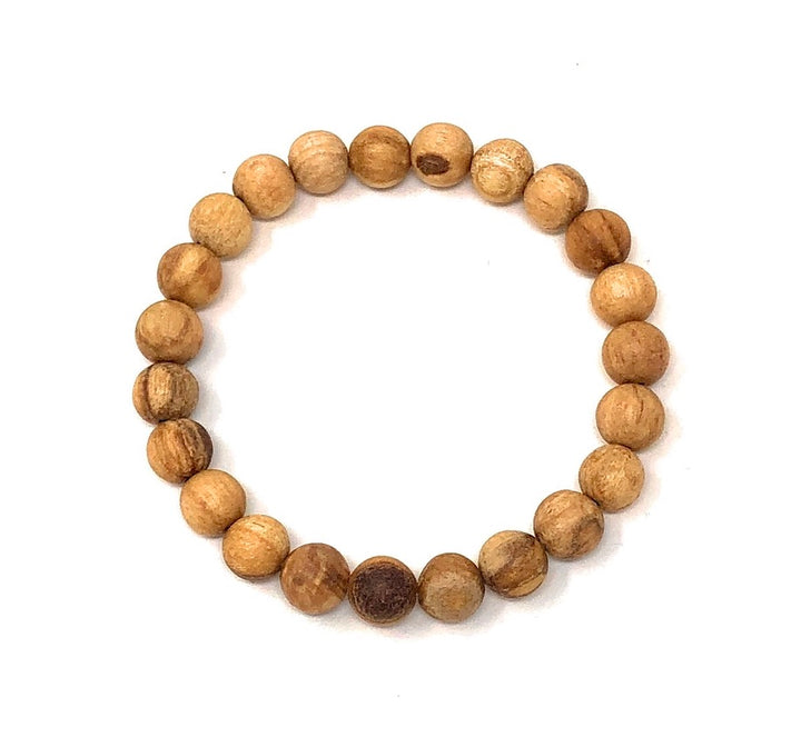 Palo Santo Bracelet: All Wood
