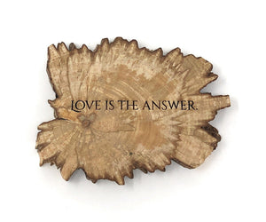 Palo Santo Star: Love is the Answer