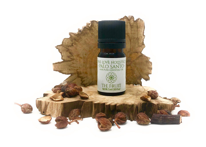 Palo Santo Fruit Essential Oil: 5 ml