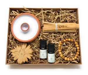 Palo Santo Gift Box: Full Circle