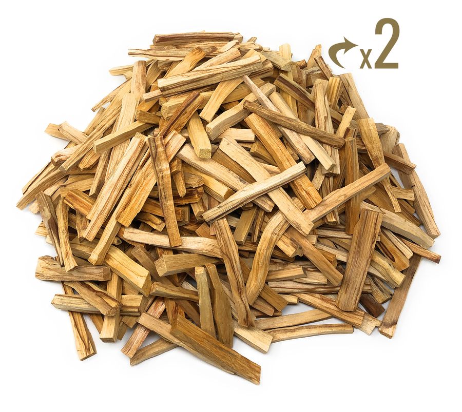 Bulk Palo Santo Sticks: 10 lb