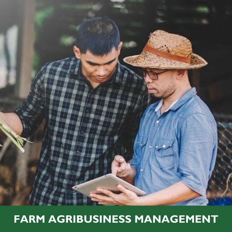 Online Course: Farm and Agribusiness Planning