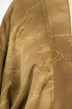 Load image into Gallery viewer, 1960s Haori Rayon Printed Lounge Robe