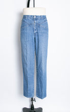Load image into Gallery viewer, 1990s Roper Jeans Denim Tapered Leg High Waist 28""