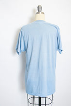 Load image into Gallery viewer, 1970s T-Shirt Bowling Blue Tee M