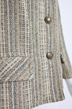 Load image into Gallery viewer, 1960s PENDLETON Jacket Wool Tweed Mod Cropped Small