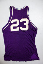 Load image into Gallery viewer, 1950s Basketball Jersey Mac Gregor Knit Sports Shirt S