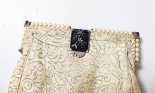 Load image into Gallery viewer, Vintage 1920s Purse Silk Embroidered Chinese Beaded Inlay Deco Clutch 20s