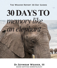 30 Day Guide to Memory Like An Elephant Cover Image