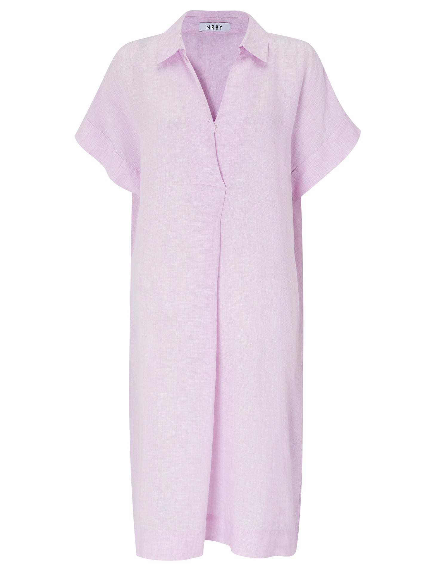 Shelley linen dress
