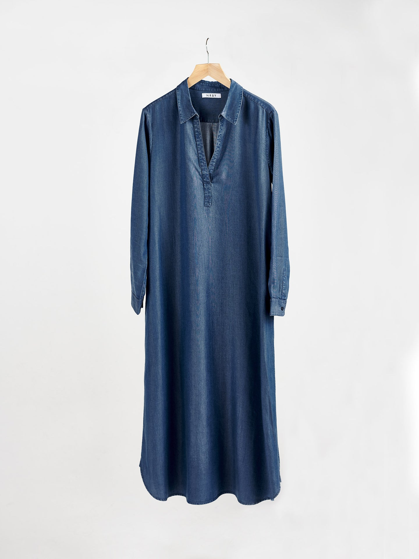 Chrissie tencel maxi dress