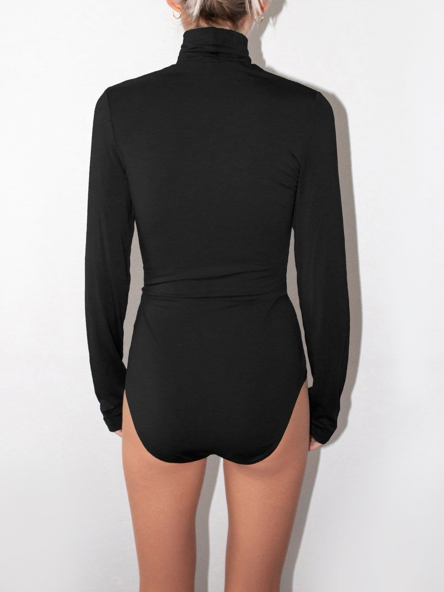 Ailish jersey body top