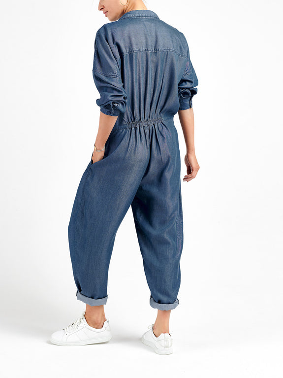 Lucy lyocell jumpsuit