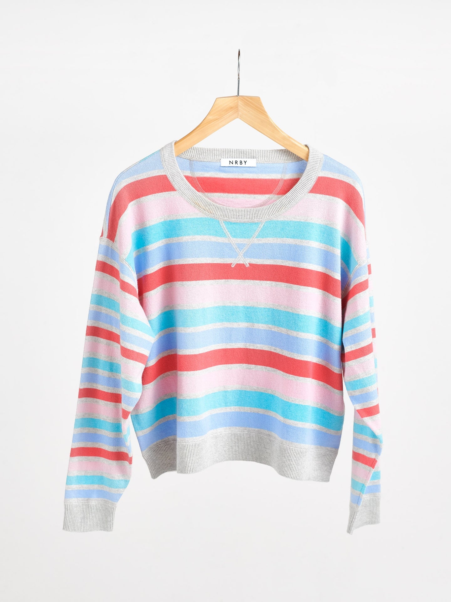Sleepy Tracey stripe sweater