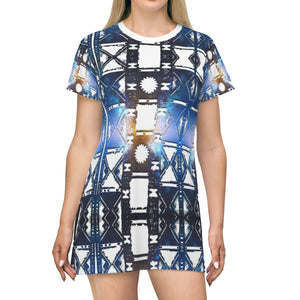 Fiji Islands #0002 (T-shirt Dress)