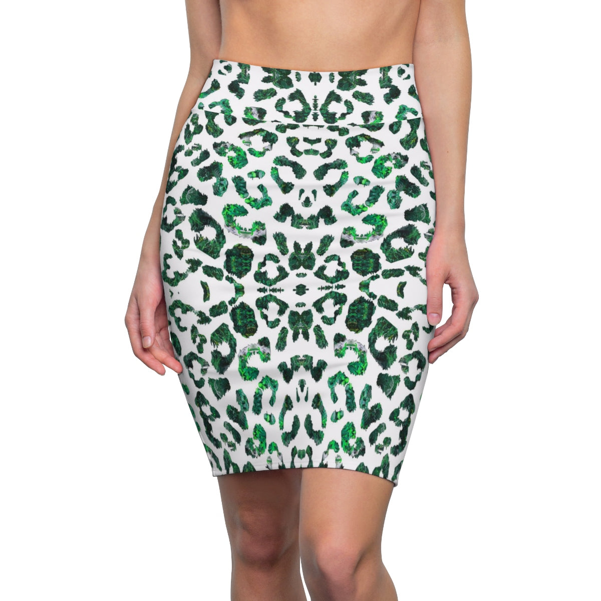 Fiji Islands #0001 (High Waist Skirt)