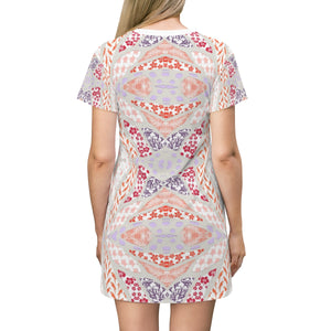 Fiji Islands #0008 (T-shirt Dress)
