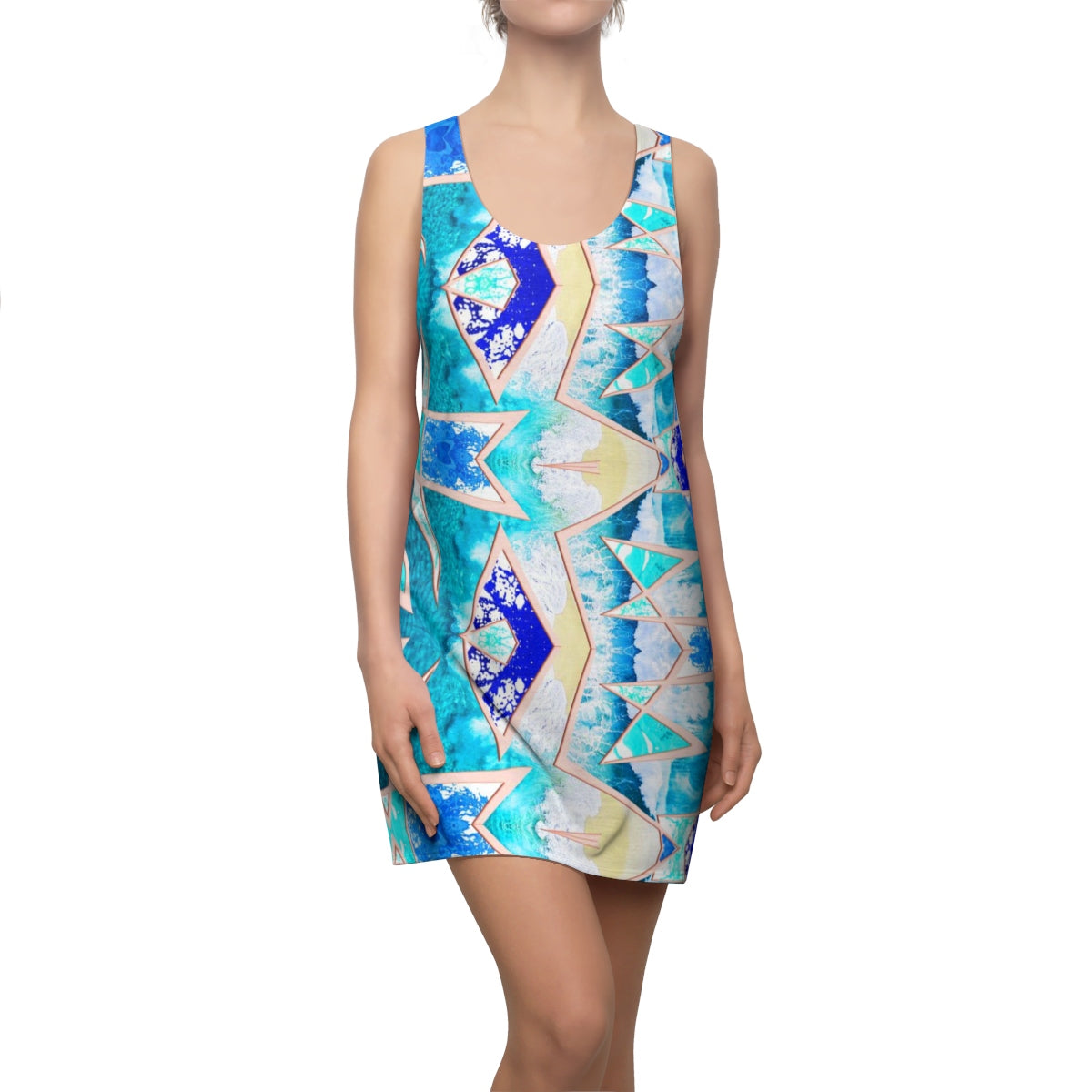 Fiji Islands #0004 (Racerback Dress)