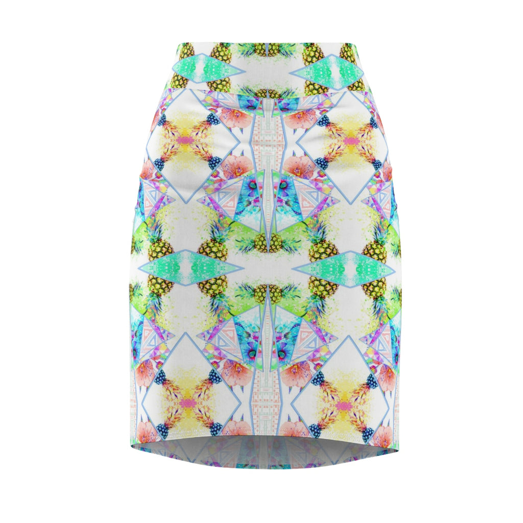 Fiji Islands #0009 (High Waist Skirt)