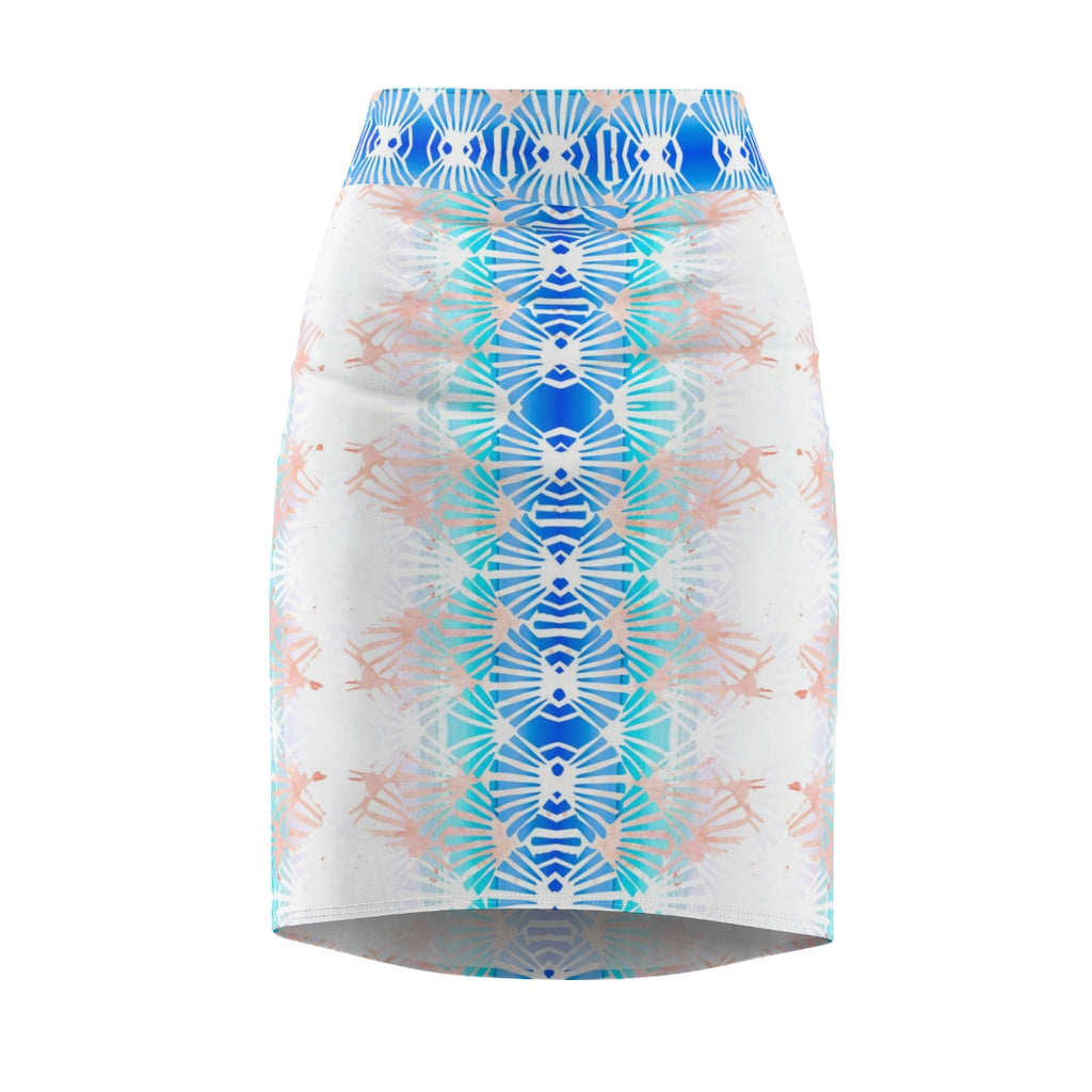 Fiji Islands #0004 (High Waist Skirt)