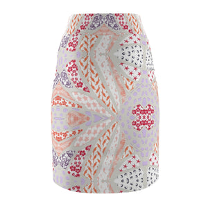 Fiji Islands #0007 (High Waist Skirt)