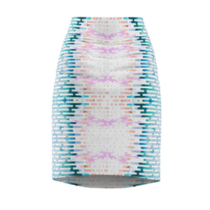 Fiji Islands #0003 (High Waist Skirt)