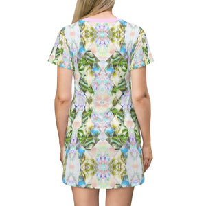Fiji Islands #0001 (T-shirt Dress)